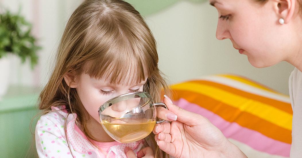 Przeziębienia u dzieci