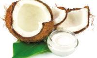 kokos skora sucha
