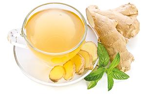 imbir herbata